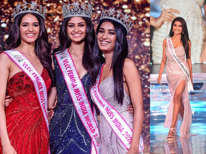 VLCC Femina Miss India 2020