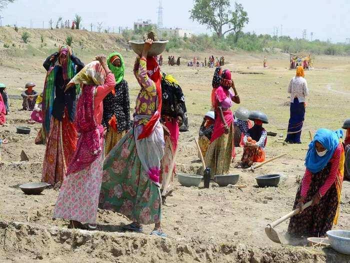 MGNREGA-Work-Days