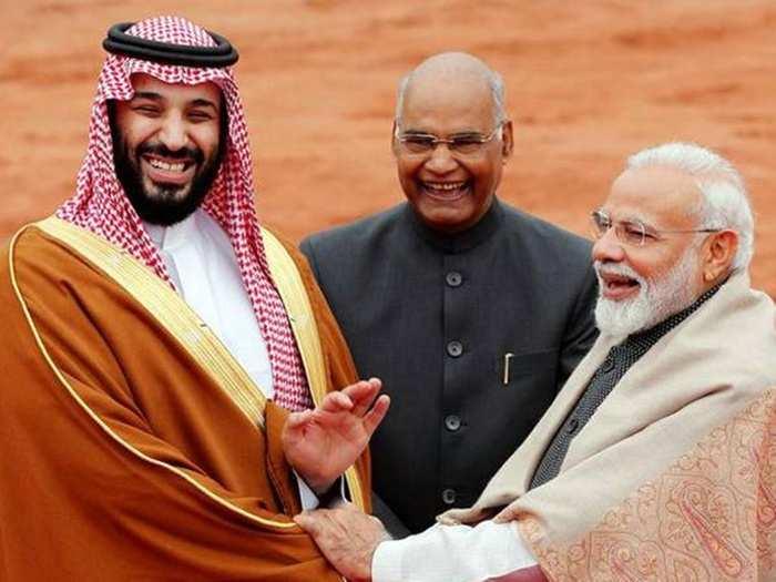 Modi Salman 012