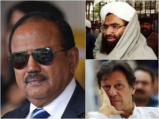 ajit doval and jaish chief masood azhar story why pakistan wants to spy india nsa