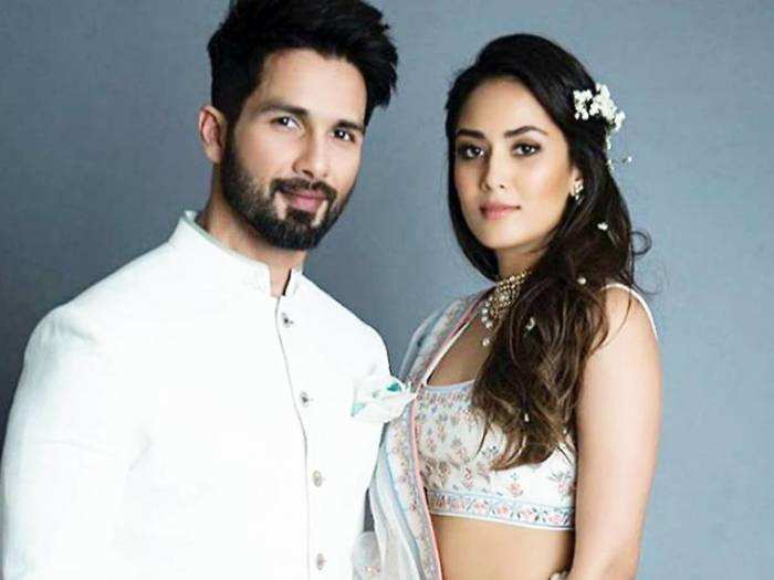 mira rajput kapoor brutally trolled for her monochrome crop top and wide trouser set