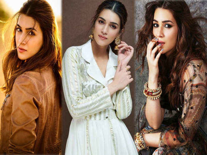 kriti sanon makeup and hairstyle and beauty care tips for skinny girls