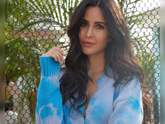 Fans troll Katrina Kaif for safety pins in her sweater
