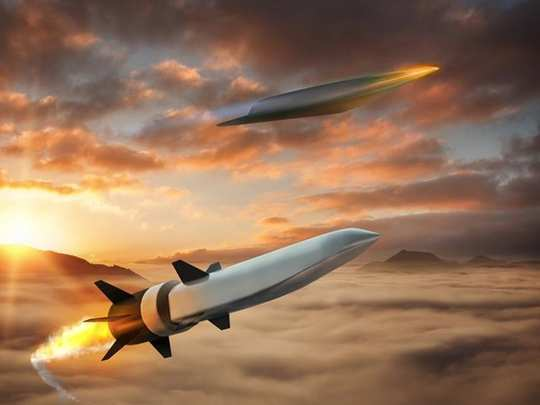 us develops new hypersonic missile in tension with china, travel five times faster than speed of sound