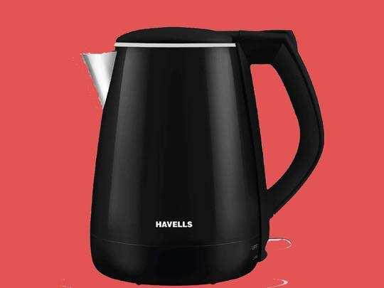 Electric Kettle On Amazon : मिनटों में गर्म करें चाए कॉफी और पानी, 59% के डिस्काउंट पर खरीदें ये Electric Kettle