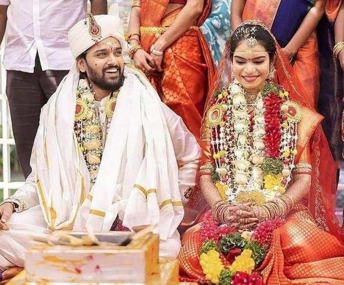 Sumanth Ashwin Wedding