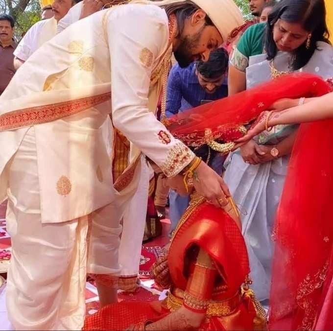 Sumanth Ashwin Marriage
