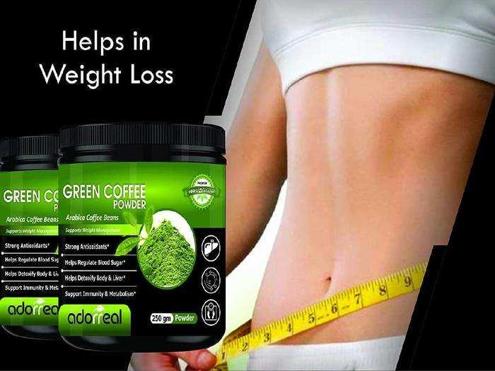 Green Coffee On Amazon