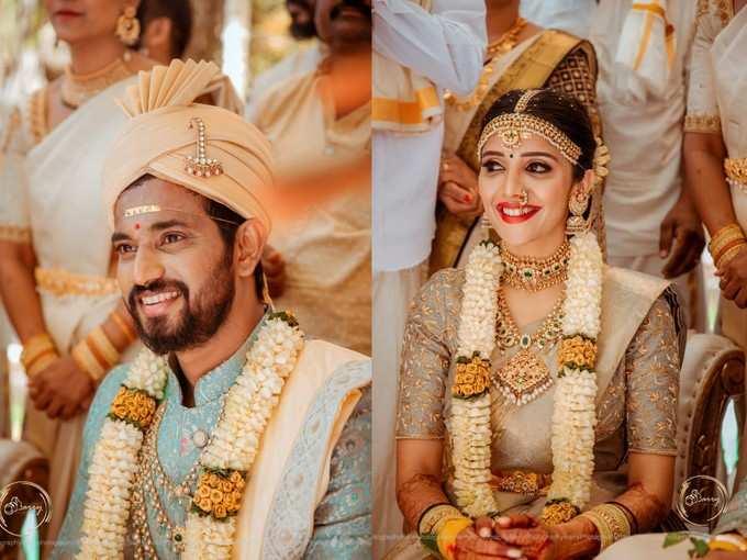 Photos: ನಟ ಡಾರ್ಲಿಂಗ್ ಕೃಷ್ಣ, ಮಿಲನಾ ನಾಗರಾಜ್ ಮದುವೆಯ ಸುಂದರ ಫೋಟೋಗಳು!