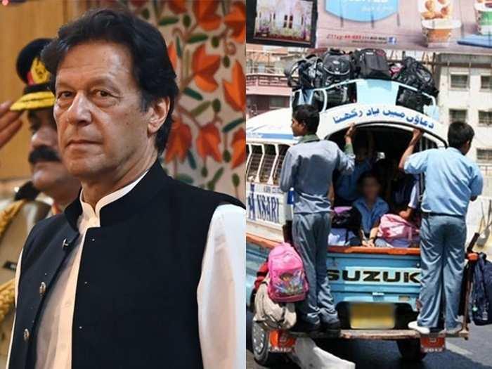 Pakistan School Van 01