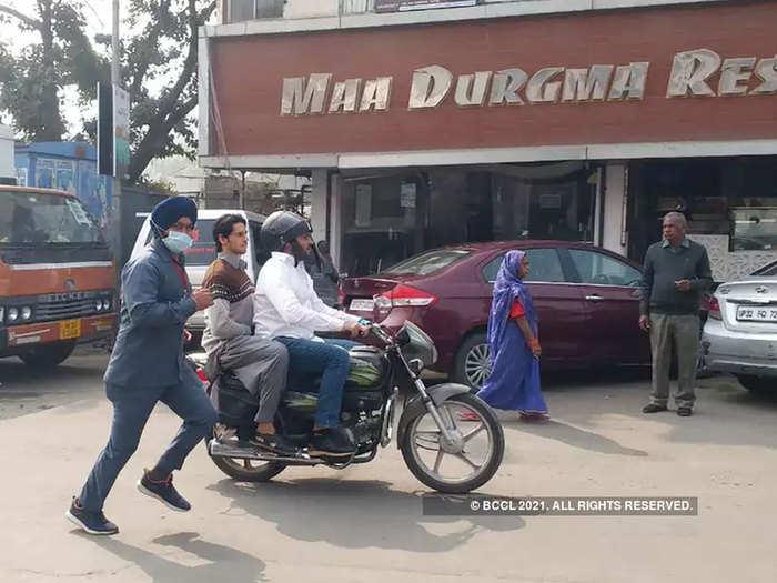 lucknow turns into pakistan for sidharth malhotra film mission majnu shooting