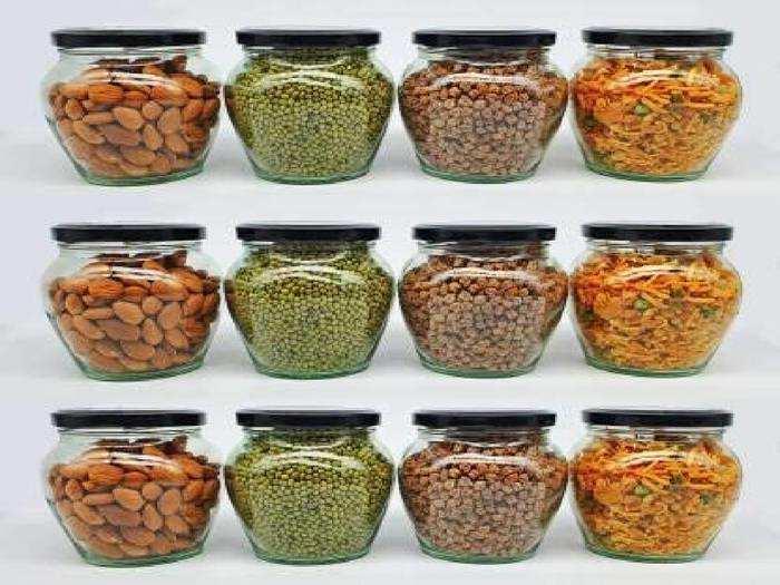 Storage Jar on Amazon : फूड आईटम को रखें सीलन से सुरक्षित, Storage Jars की खरीद पर 63% तक का डिस्काउंट