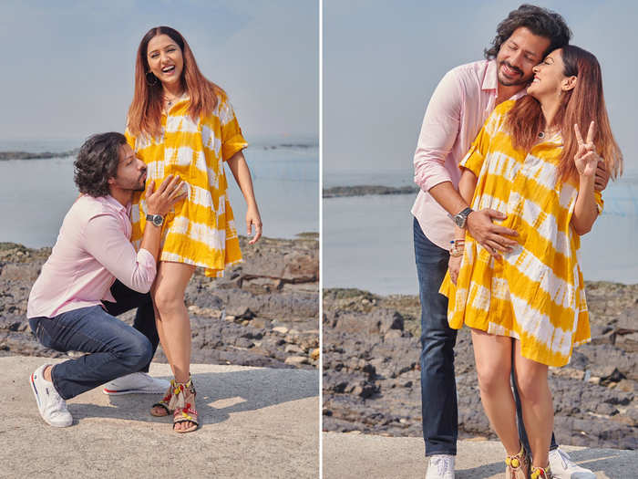 neeti mohan and husband nihaar pandya expecting first child and singer shares adorable photos flaunting baby bump
