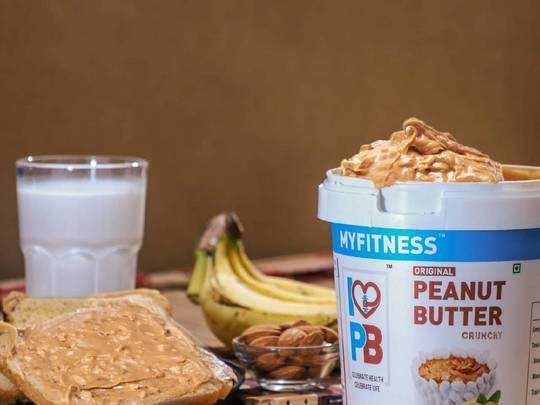 Peanut Butter On Amazon : 300 रुपए से भी कम में खरीदें ये Peanut Butter, बनाएं बॉडी और बढ़ाएं वेट