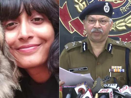 disha ravi - delhi police