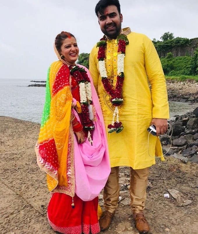 संदीप नाहर ने वीडियो शेयर कर पत्नी को बताया सुसाइड की वजह