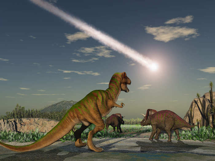 harvard university researcher avi loeb in a study claims that a comet wiped off dinosaurs from earth not asteroid