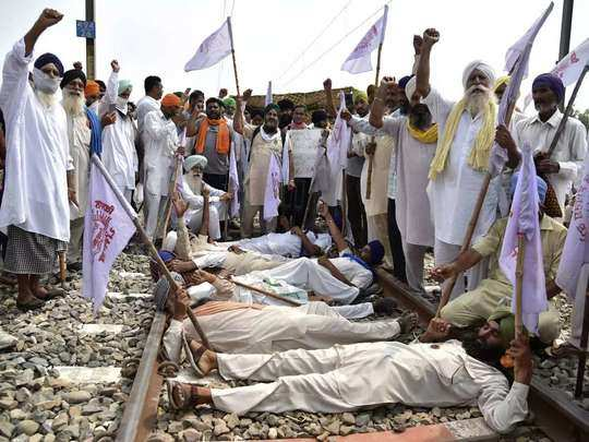 Image result for rail roko andolan