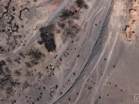 india china standoff latest news satellite images show chinese army pla emptying military camps at pangong tso lake