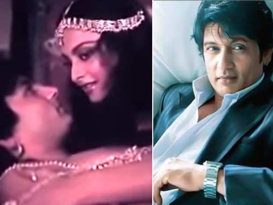 Shekhar Suman first shot was a lovemaking scene with Rekha