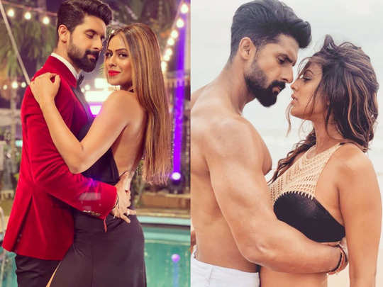 nia sharma shocking reaction on her bold kissing scenes with ravi dubey in jamai raja 2 0