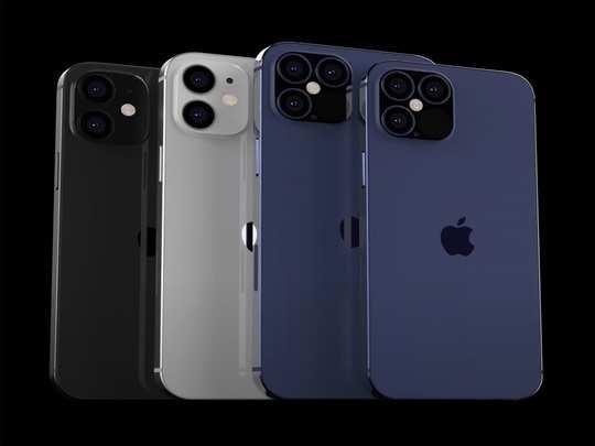iphone 12 series smartphones