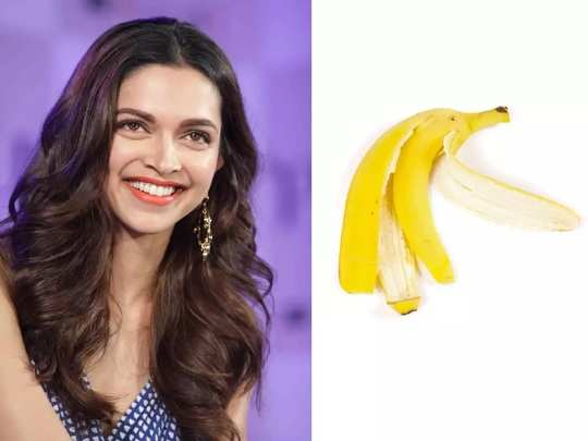 beauty benefits of banana peel for your skin and hair in marathi