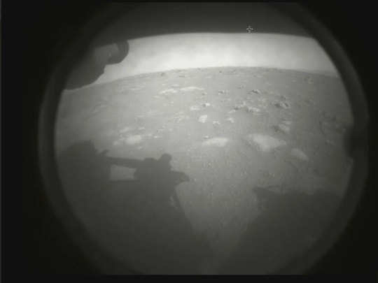 NASA's Perseverance rover makes historic Mars landing