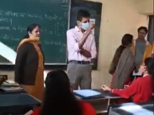 delhi education director