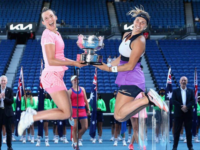 australian open women doubles