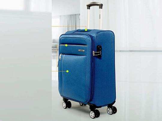 है घूमने का प्लान तो आज ही Amazon से ऑर्डर करें ये Best Luggage Bags