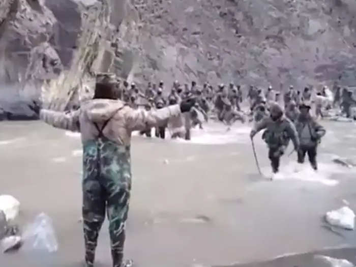 china not revealing true and entire story of galwan valley clash video with indian army