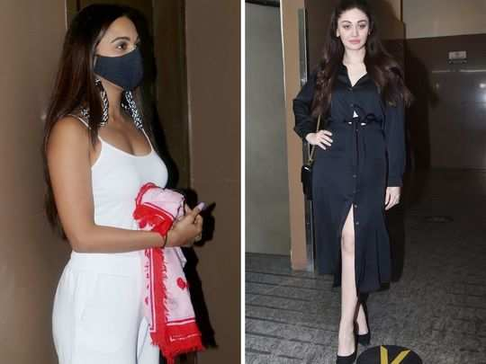 shefali jariwala steals away limelight from kiara advani in black slit dress