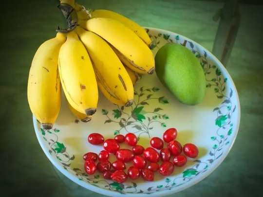 avoid consuming these fruits while losing weight in marathi