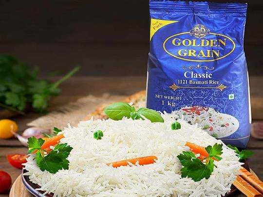 Basmati Rice On Amazon : घर पर बनाएं टेस्टी पुलाव और बिरयानी, 53% की छूट पर ऑर्डर करें ये Basmati Rice