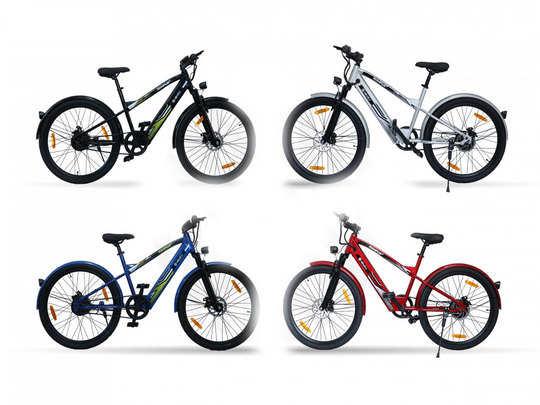nexzu rompus plus electric bicycle