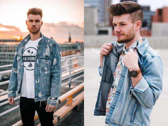 Best Denim Jackets For Men : किफायती दाम में Amazon से खरीदें स्टाइलिश और ट्रेंडी Denim Jackets