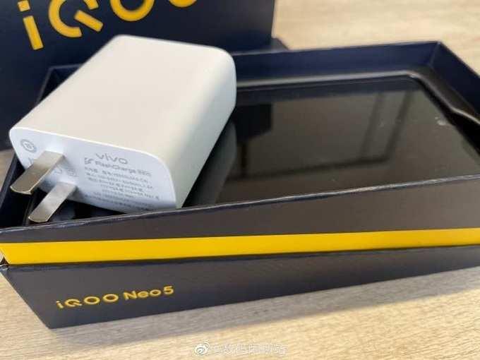 Vivo iQOO New Mobile iQOO Neo5 Specifications 1