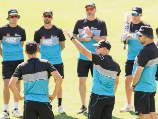 न्यूजीलैंड क्रिकेट टीम