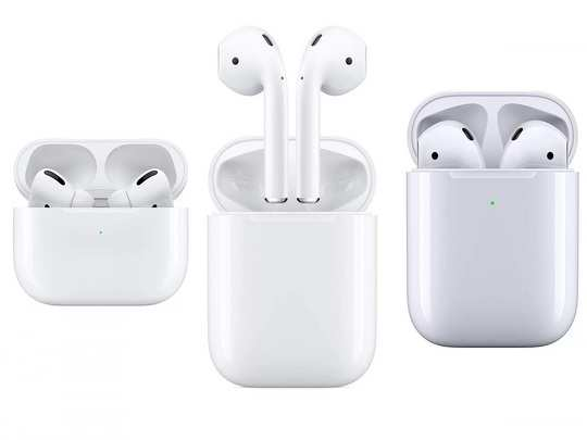 Apple AirPods 2021 image and specifications