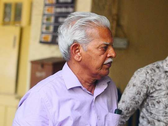 File image of Varavara Rao. Photo: BCCL