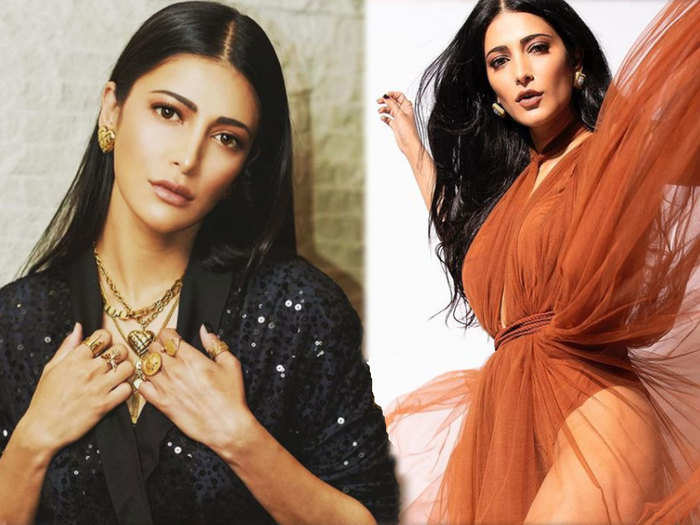 when fans tagged actress shruti haasan as beautiful witch and lady gaga