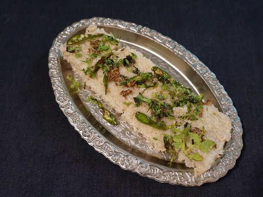 घर पर ऐसे बनाएं समा चावल का सॉफ्ट, स्पंजी और स्वादिष्ट फलाहारी ढोकला