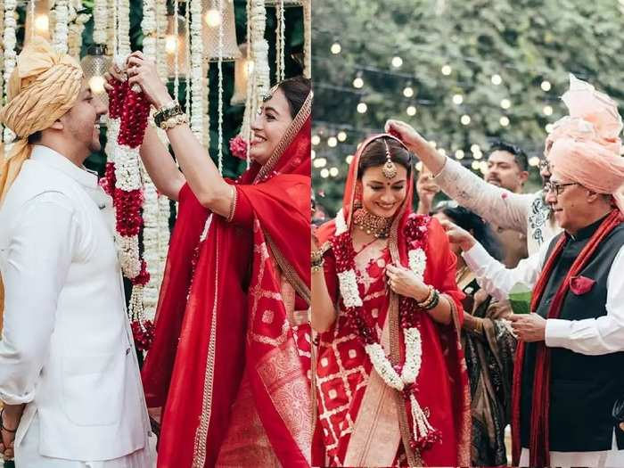 which things are rapidly changing in marriage or couple which custom avoided in marriage like dia mirza in marathi