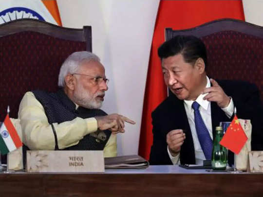 भारत को चीन का समर्थन