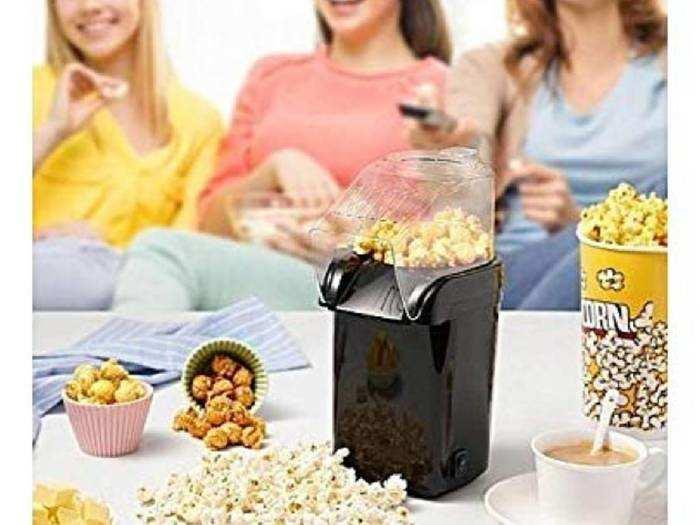 Pop Corn Machines On Amazon : इन Pop Corn Machines से मात्र 3 मिनट में तैयार करें टेस्टी और हेल्दी Pop Corn