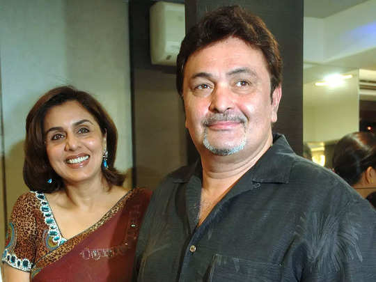 neetu kapoor emotionally remembers rishi kapoor shows how painful it is to lose life partner