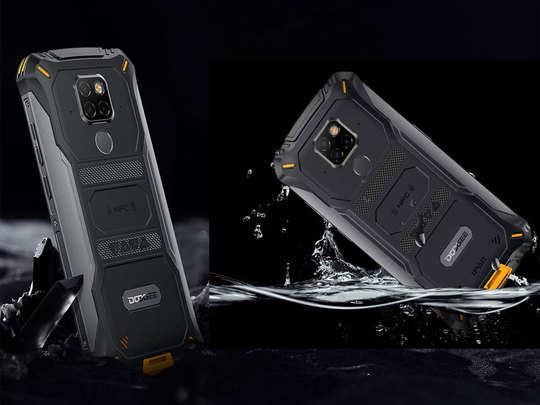 doogee s86 rugged smartphone