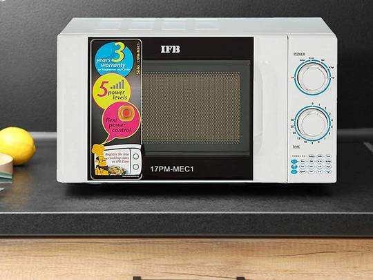 Microwave Oven On Amazon : इन Microwave Oven में दो मिनट में गर्म होगा खाना, कुकिंग भी होगी इजी