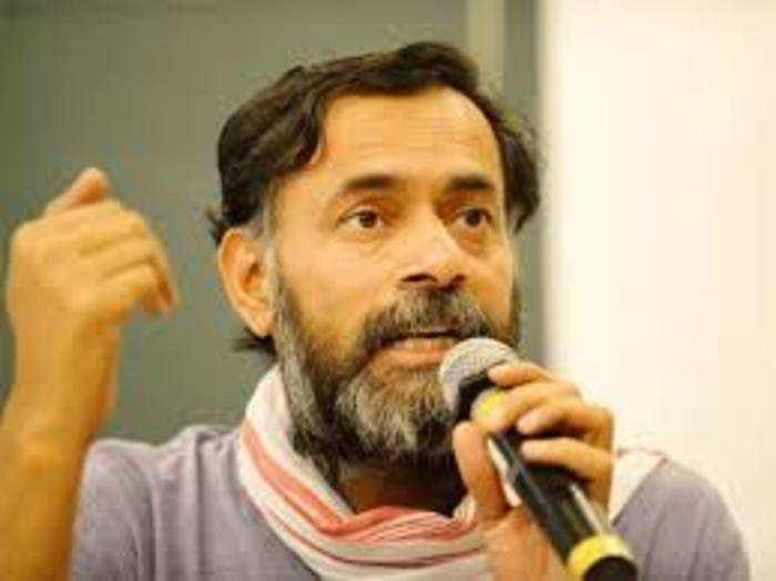 Rajasthan news : योगेंद्र यादव बोले -आने वाली पीढ़ी के लिए दरवाजे बंद कर देंगे नये कृषि कानून